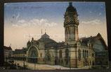 AK Köln - Hauptbahnhof eg um 1925 -WST
