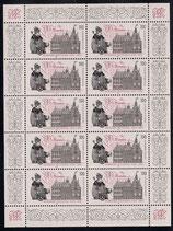 Bund 1773 KLB 100 Pf Wormser Reichstag