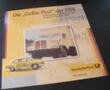 Brekina Quadratset - Postbeförderung in der DDR