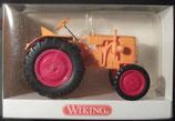 1 zu 30 Wiking Fahr-Schlepper orange