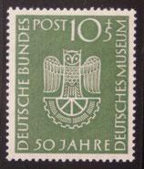 Bund 0163  50 Jahre Deutsches Museum