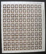 DDR 2868 Bogen gestempelt