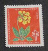 Vignette Tuberkulose 1964Schlüsselblume