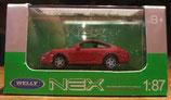 Welly Nex  VW Porsche 911 (997) Carrera S Coupe