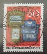 Bund 0825  VSST FFM 100 Jahre Weltpostverein