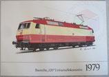 1979 - Baureihe 120 Universallokomotive
