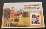 Bund 2140 MH 042   Markenset Sehenswürdigkeiten (DoNo)  Regensburger Brücke  **