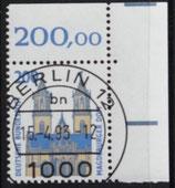 Bund 1665 SWK 200 Pf ERor  VETS Berlin 12