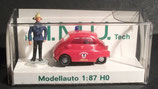 IMU BMW Isetta Freiwillige Feuerwehr mit Figur