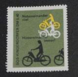 SOS Kinderdorfer DM 0.40  Thema Fahrrad