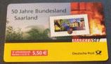 Bund MH 67  Saarland 50 Jahre