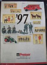 Preiser Neuheiten - 1997