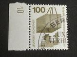 Berlin 0410 100 Pf RMvB SRl Dz 10 ESST14 Berlin