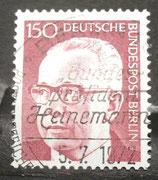 Berlin 0431 Heinemann 150 Pf