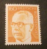 Bund 0692 Heinemann 160 Pf
