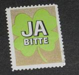 Vignette Ja - Nein Danke   -  2 Marken