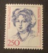 Bund 1428 Luise von Preußen 250 Pf