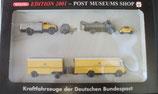 Edition 2001 - Kraftfahrzeuge der Deutschen Bundespost
