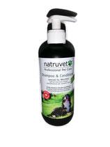 Shampoo inkl. Conditioner für Mischfell  350 ml