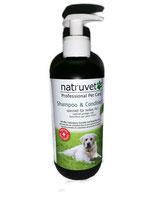 Shampoo inkl. Conditioner für weißes Fell