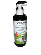 Shampoo inkl. Conditioner für weißes Fell 350 ml