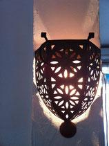 アイアン壁掛けランプシェード