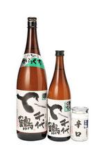 千代鶴 佳撰 辛口 1.8L