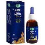 ERBE DELLA NOTTE gocce 50 ml.  ESI