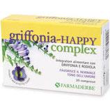 GRIFFONIA-HAPPY COMPLEX per 30 compresse FARMADERBE