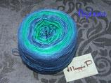 Neptunia 100% Viskose 3-fädig