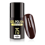 030075 Topline Gellak Dark Chocolate 5ml, Beauty of Noelle©
