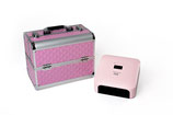 CD-00100 Beauty Case & Led lamp 60 watt ( combi deal I )