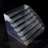 052010 Nagellak display groot XL, 7 niveaus voor ca. 54 tot 70 gel lakken, gellak, acryllak, manicure