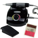 080009 Professionele manicure en pedicure nagelfrees DM-208 hoog vermogen 40 watt ZWART