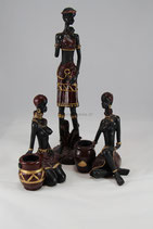 OAF020 Afrika Figuren Set