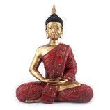 """70749 Buddha """"Siddhartha"""" sitzend 30 cm"""