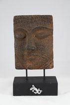 OBUF013 Buddha Flackrelief
