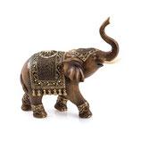 """80533 Elefant """"Tishya"""" Gr. M   22 cm"""