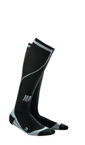 CEP Endurance Compression Socks - Grau/Schwarz