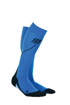 CEP Running Progressive Compression Socks - Blau