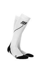 CEP Running Progressive Compression Socks - Weiß