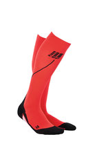 CEP Running Progressive Compression Socks - Rot
