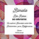 Bimala, die Reine - Bio-Pfefferminze