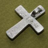 Gravur für große Kreuz Anhänger 20Zeichen