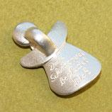 Gravur 18 Zeichen,für den 30mm großen Schutzengel