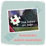 Sticker 'autisme'