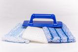 Handpadhalter mit 2 Microfaserbezügen