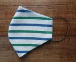Gesichtsmaske | Design: Boy's Stripe