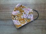 Gesichtsmaske | Design: Japanische Kirschblüte