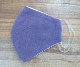 Gesichtsmaske | Design: Violett